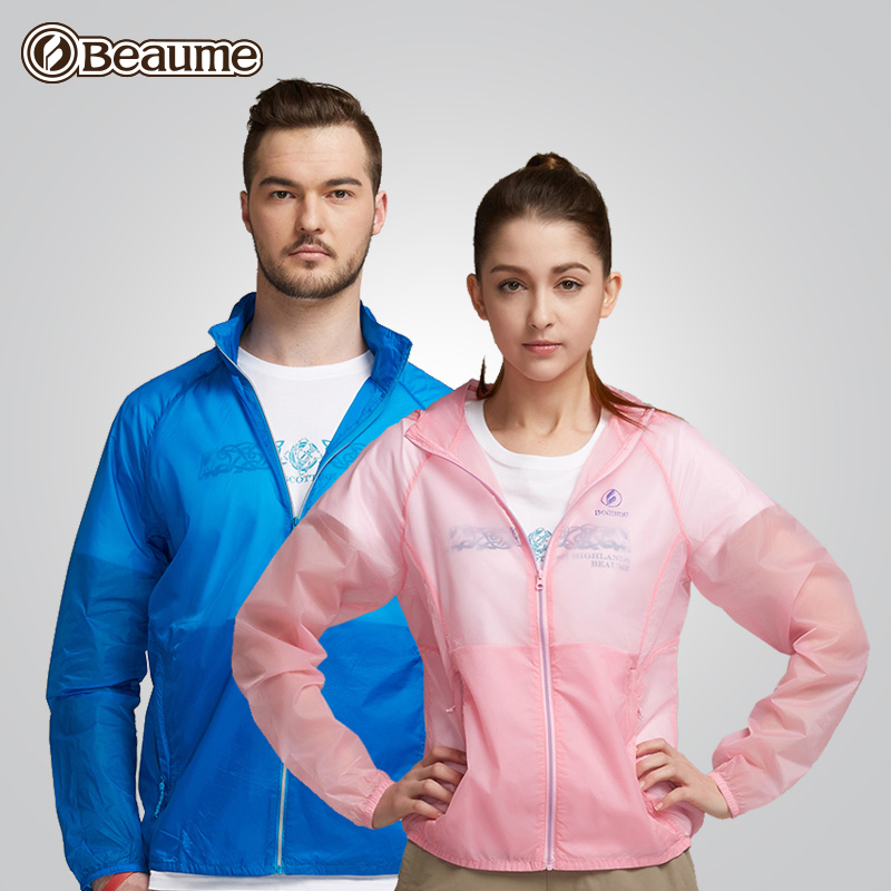 Clean up! Outdoor Skin Clothes, Sunscreen Clothes, Beaume North Passenger Lightweight Air-breathing Windshirts, Spring and Summer Leisure Women