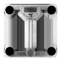 Beiya Beryl thin electronic scales square body scales scales health scales household tempered glass 400 pounds self
