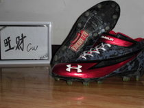 US buy back UA fierce II FOOTBALL cleat All-American American rugby shoe player edition