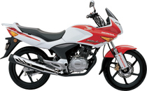 New continent Honda Warhawk SDH150-BC Ride Motorcycle Two-color streetcar big sports car original authentic