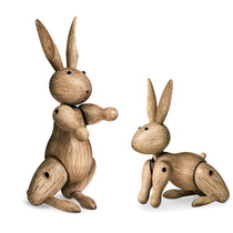 Denmark Rosendahl Wooden Bunny Limited Collection 39203