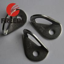 Authentic 304 stainless steel hanging piece outdoor sports climbing caving hanging piece M8 M10
