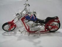 国际大牌 MGA 超可爱 大号声光 摩托车 哈雷摩托模型  30厘米特价