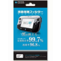HORI Wii U membrane Wii U game pad protective Film patch HD WIIU screen protective film