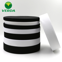 Vida stretch black and white elastic band clothes flat wide elastic pants thick pregnant women baby children elastic accessories