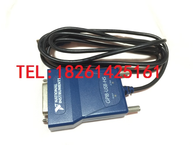New NI GPIB-USB-HS card 778927-01 IEEE488 card can be invoiced