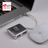 Code usb2.0 splitter hub high - speed expansion of multi - interface notebook a drag four usb2.0hub