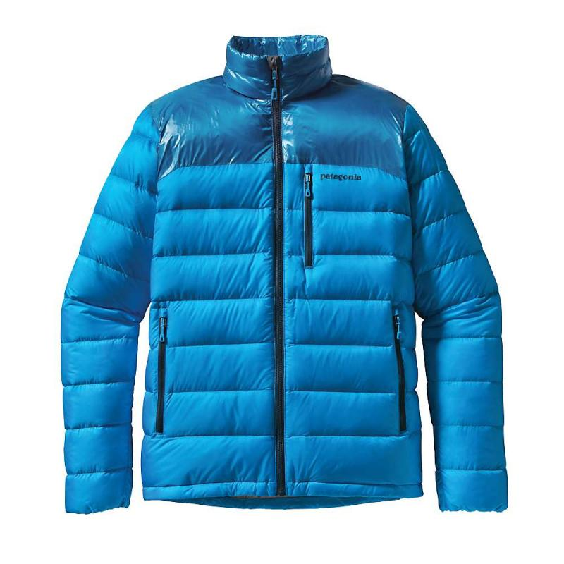 [The goods stop production and no stock]American direct mail Patagonia Patagonia 10252820 male fluffy 800 capless outdoor down jacket
