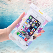 Waterproof mobile phone touch screen universal set of diving swimming underwater camera waterproof mobile phone Apple 6S HUAWEI waterproof bag