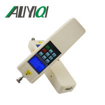 Digital explicit push tension meter HF-100 kg pull pressure dynamometer 20 cattle stretch digital Display table 500N dynamometer lbs