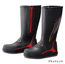SHIMANO Jubilee Manor Fire Los Angeles shoe boots fires BLOOD fb-155p full-code New Years Day special