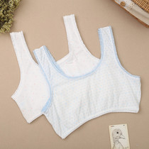 Xuan Ze (Xuan Ze) all-cotton students vest girls bra adolescent care