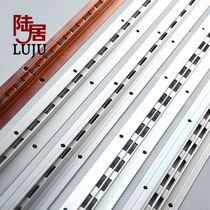Special thick aluminum Alloy AA column single row AA pillar double row a column accessories thickening a glass steel pillar clothing store