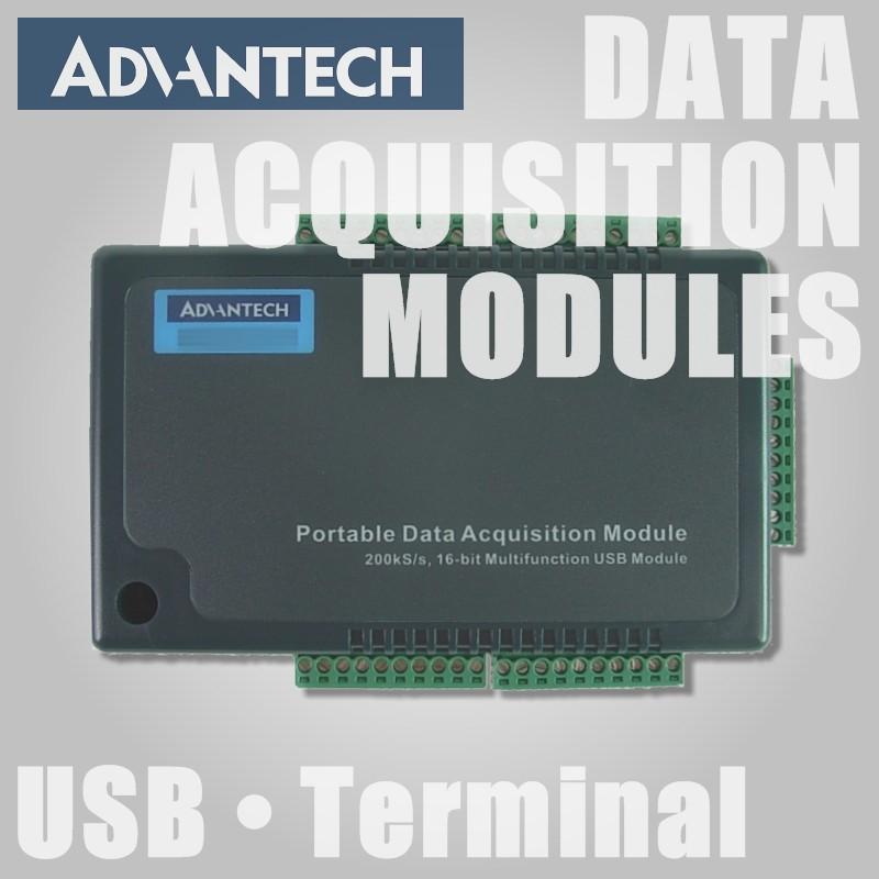 Data Acquisition Card #ADVANTECH Guide for USB-4718-AE 8 Channel Thermocouple Input Module