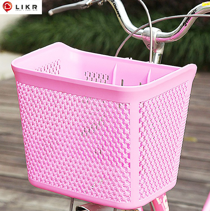 Bicycle basket bicycle basket bicycle accessories for bicycle basket of electric bicycle