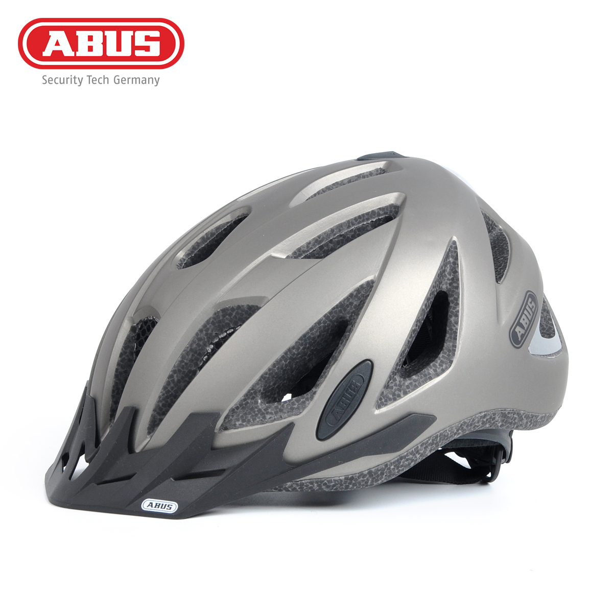 Germany ABUS Urban-I Riding helmet Mountain Road Bike Helmet Men and women Detachable Cap