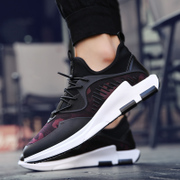 The fall male shoes trend sports shoes running shoes shoes tower 100 male young men's casual shoes shoes.