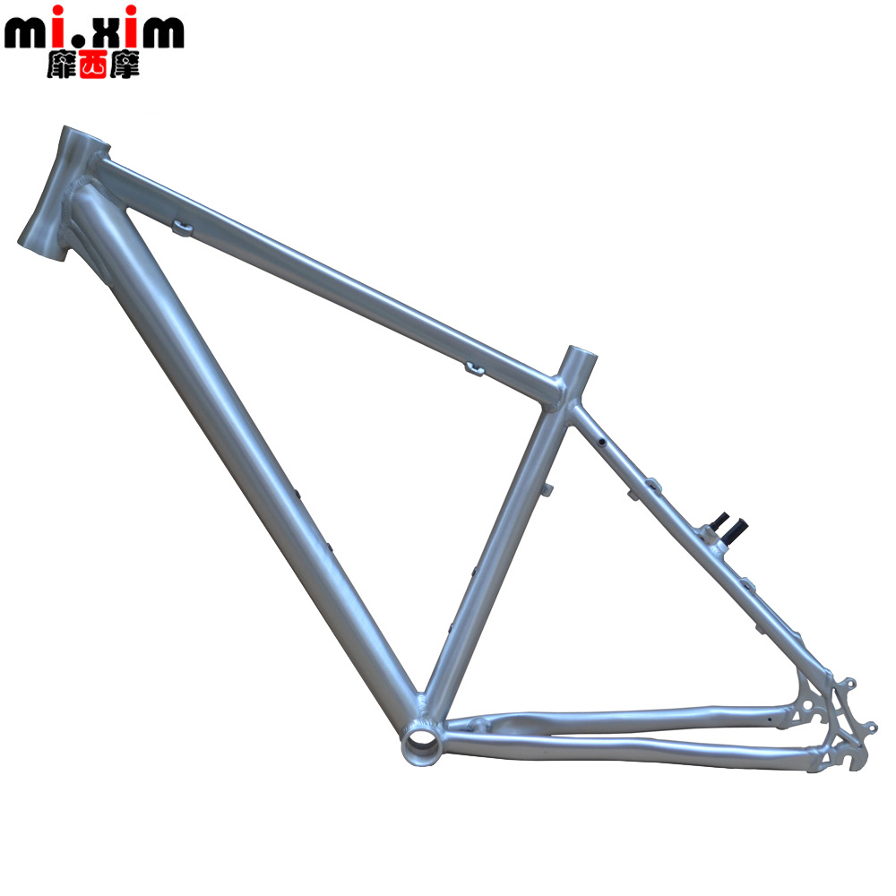 26-inch 27.5-inch 29-inch bicycle mountainous bike aluminium alloy triangular frame traveling frame