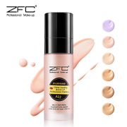 ZFC soft liquid foundation Concealer lasting moisturizing cream foundation foundation cream nude make-up make-up water