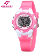Children watch Girls Boys waterproof luminous pupil watch Girls sport watch watch fashion watch
