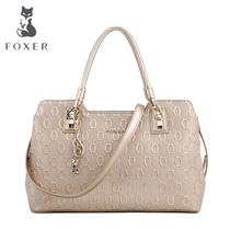 Ms Jin Huli slung leather embossed elegance shoulder bag