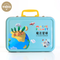 Gift Luo ji thinking Magic Planet toddler English language Sense Enlightenment toys