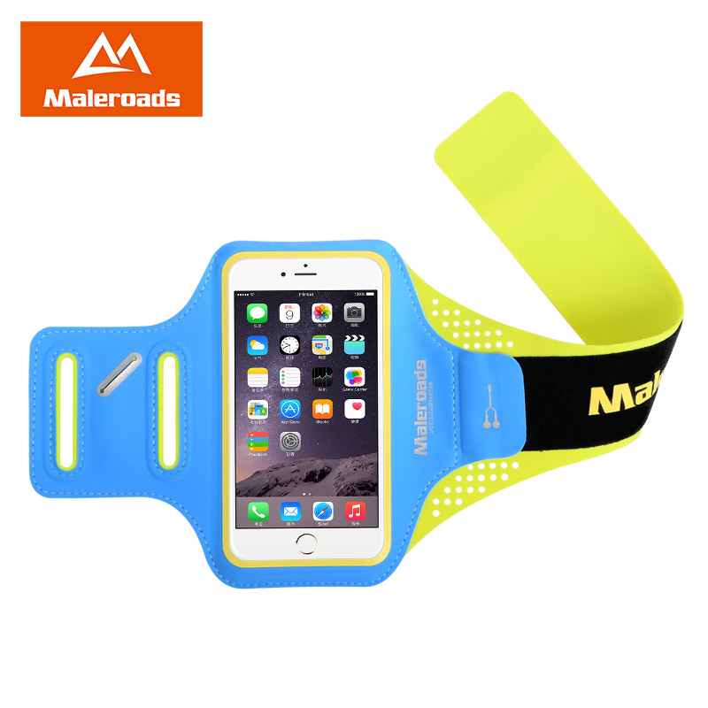 Running mobile arm bag sports arm bag oppoR15 sports special fitness arm band men and women arm sleeve wrist bag
