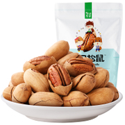 Tmall supermarket three squirrel daily pecan nuts 120g snack specialty pecan longevity fruit