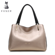 Jin Huli leather Lady Joker leisure single shoulder hand bag