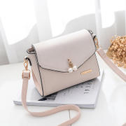 2017 new fashion all-match small bag ladies single shoulder bag handbag tide Korean soft face small package