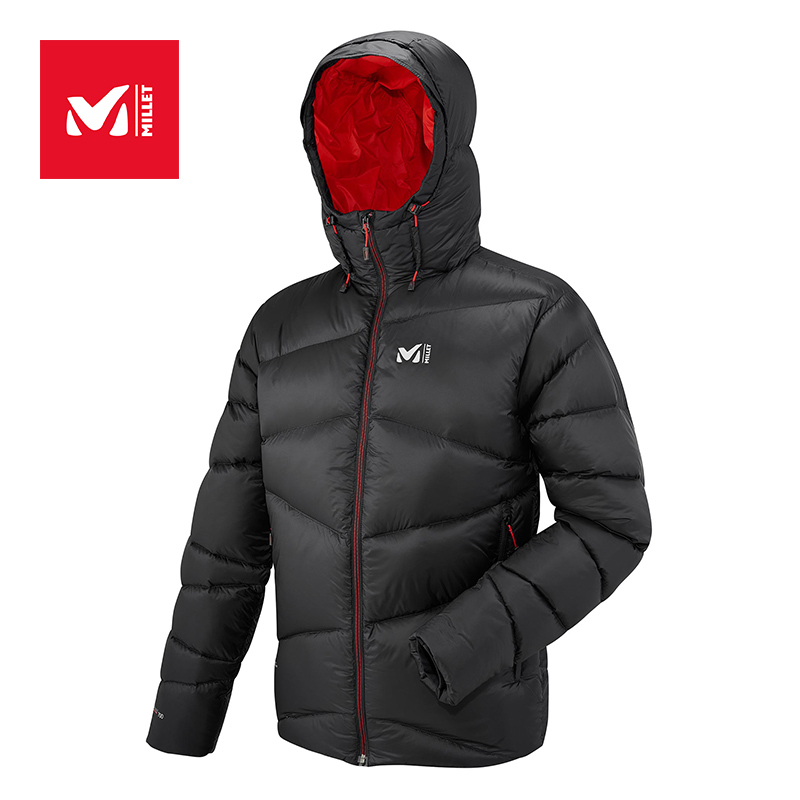 MILLET Pleasure Down Garment MIV6659 Men's Outdoor Mountaineering Portable Waterproof Breathable Down Garment