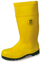 Kings genuine Rain Boots anti-smash anti-static anti-skid oil-resistant acid and alkali safety protection boots KV20