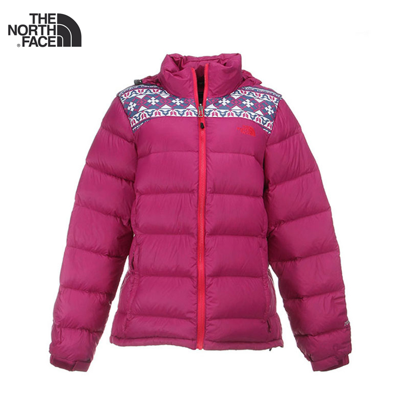 The North Face North Outdoor Women's Windbreak and Warm 700 Full Down Suit A69S