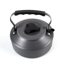 Authentic outdoor camping kettle outdoor teapot Portable coffee Pot tea teapot Import Material