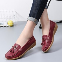 women wedge big size shoes soft bottom casual shoes 41 42 43