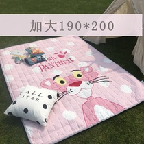 INS Picnic mat Waterproof and moisture-proof pad Outdoor Spring Tour pad Portable increase thickening 5-8 people foldable picnic mat