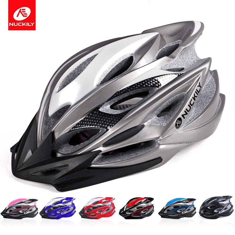 Bicycle Helmets Male Formed Bicycle Equipment Mountainous Bicycle Highway Bike Helmets Female Safety Caps