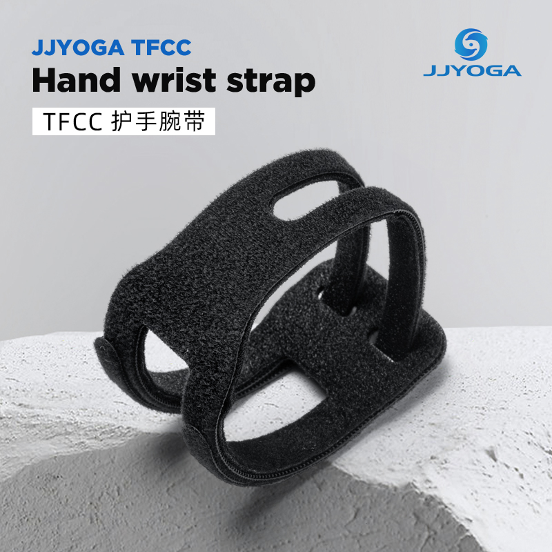 JJYOGA wrist joints are firmly belted with sporty mens and womens yoga fitness tfcc breathable