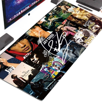 Jay album collection cover mouse pad oversized Jay Chou personality custom desk pad fan gift