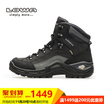 Lowa Explosive Outdoor shoes waterproof Renegade GTX e male climbing hiking shoes L510952