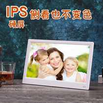 Full viewing angle 10 inch Digital Photo Frame 11 18 inch IPs HD Hard screen 1080P electronic album HDMI advertising machine