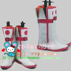 VOCALOID IA cosplay boots tailor made bhiner cosplay Shoes
