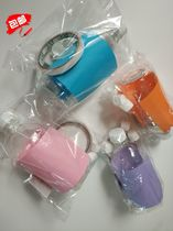 Environmental Protection handmade noodles beauty labor plastic bottle pig material package