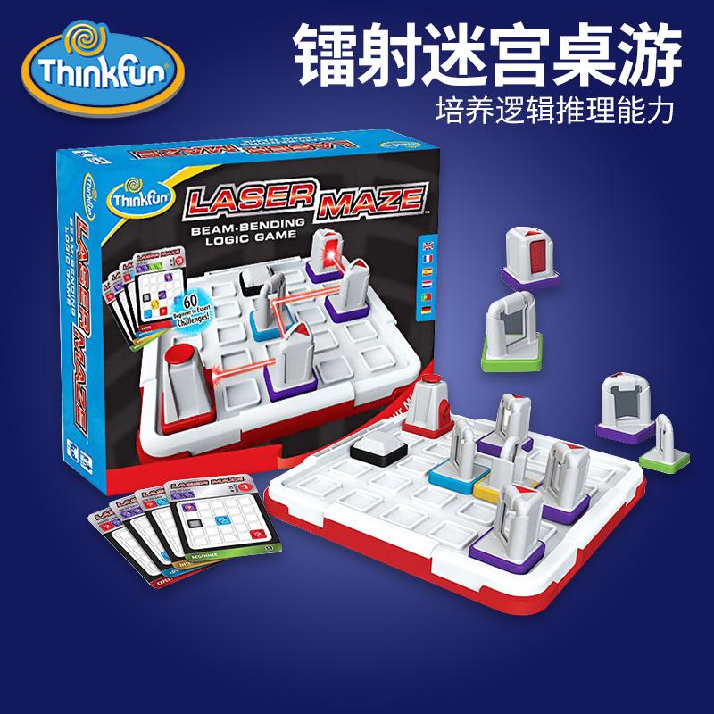 ThinkFun 益智玩具 高级版 镭射激光迷宫玩具 天猫优惠券折后¥185包邮(¥225-40)