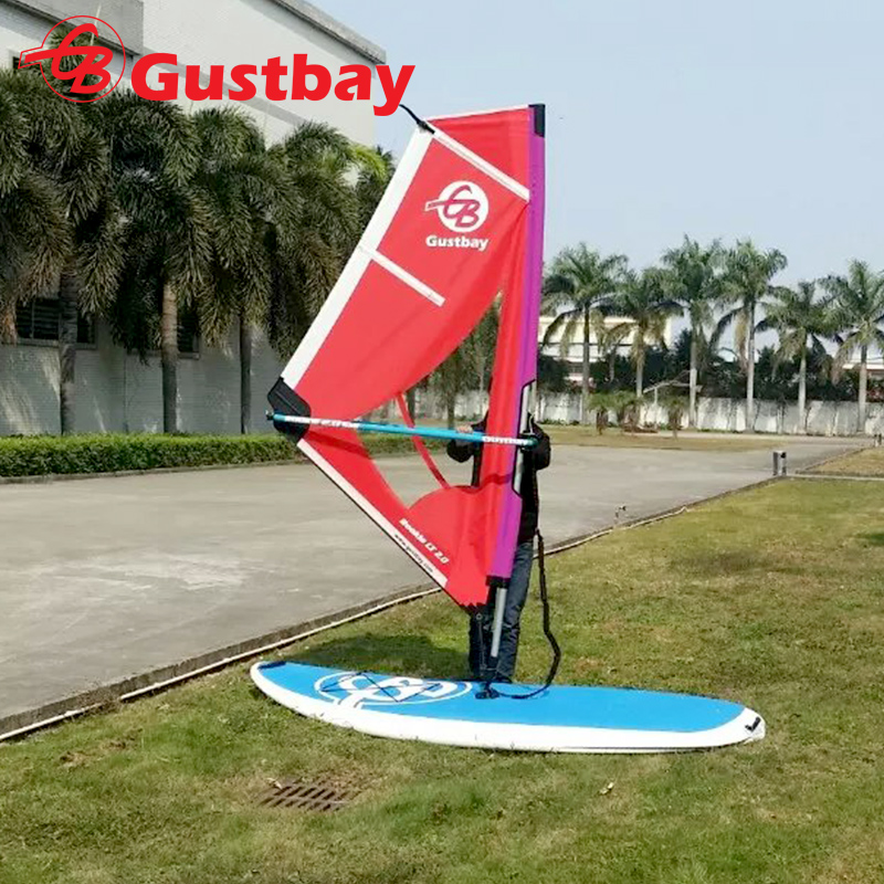 2.0 square meters children's sails beginners sails teaching windsurfing sails coaches sails sails durable sails