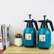 Home gardening watering pot 2L thick air pressure spray water pouring flower kettle pressure type multifunctional water bottle sprayer