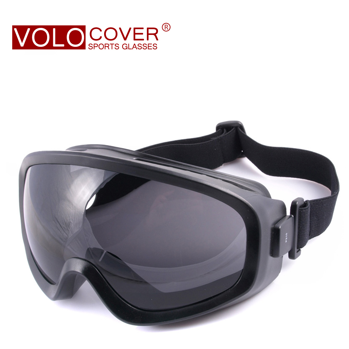 Industrial experiment of outdoor collision-proof windshield goggles anti-collision CS parachute glide windshield goggles