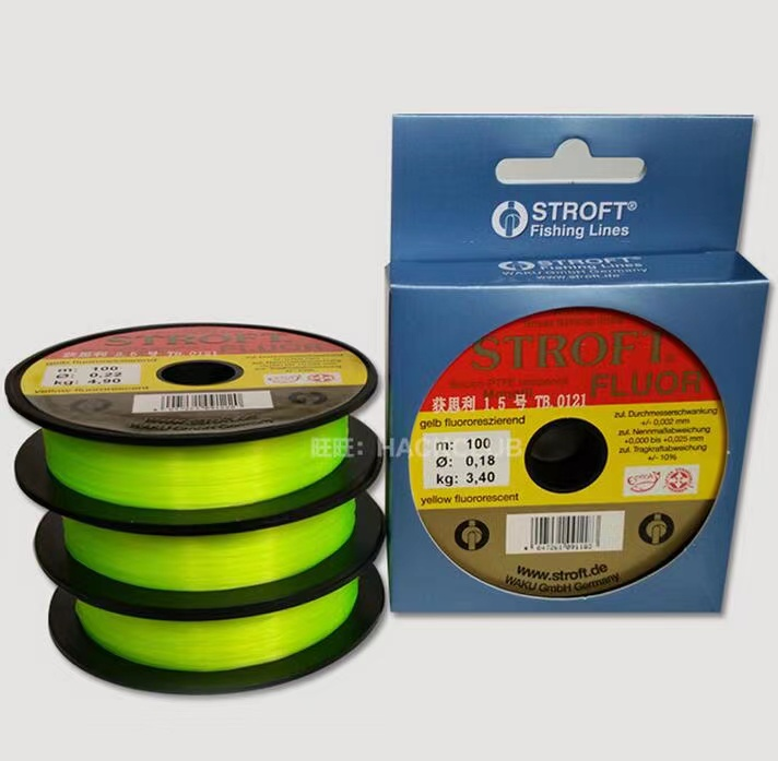 [The goods stop production and no stock]German original import STROFT wire Johnfield main line sub-line Genuine 100 meters national package