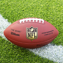 Wilson wins American rugby counters genuine 9th match Ball 6th student Ball NFL Gold Shield