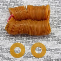 Textile Machinery Groove Winding yarn locomotive accessories spindle leather ring rubber ring elastic ring